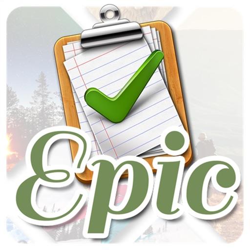 My Epic Life iOS App