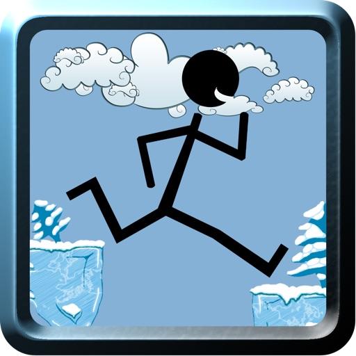Ice Man Jump iOS App