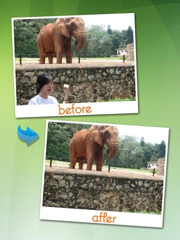 Photo Eraser for iPadのおすすめ画像4