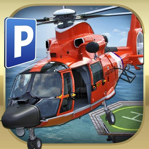 3d helicopter parking simulator game gratuit jeux de voiture de course par play with friends. Black Bedroom Furniture Sets. Home Design Ideas