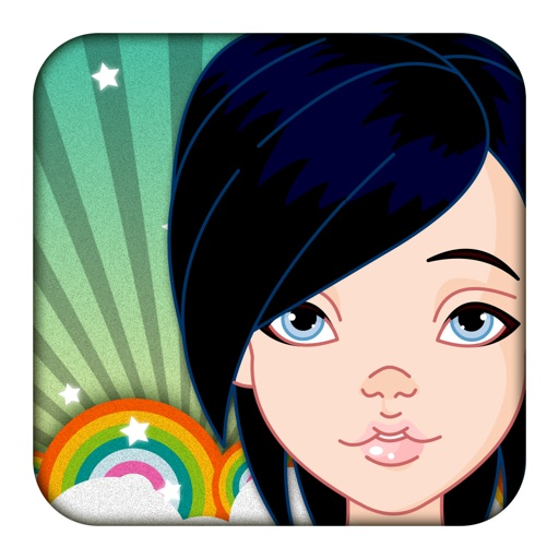 Emo Dress Up Free iOS App