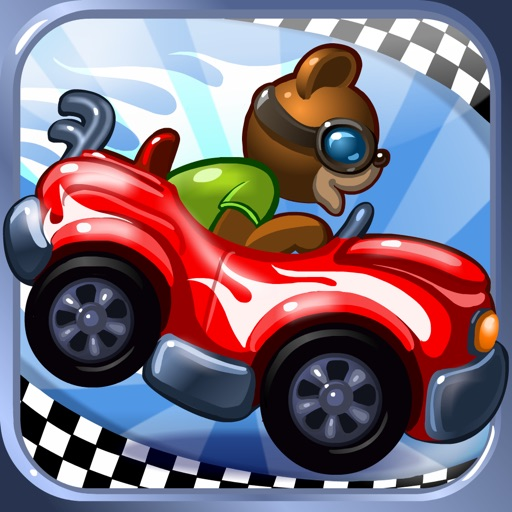 泰迪熊赛车 – Teddy Floppy Ear: The Race HD