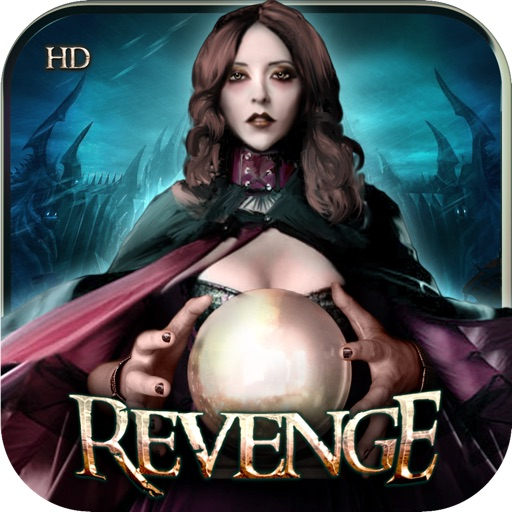 Abriana's Revenge - hidden objects puzzle game iOS App
