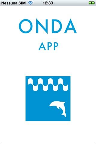 Onda App screenshot 1