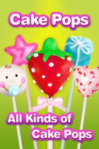 MAKE - Cake Pops! screenshot 1