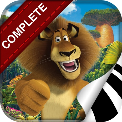 Madagascar Movie Storybook Collection - Complete