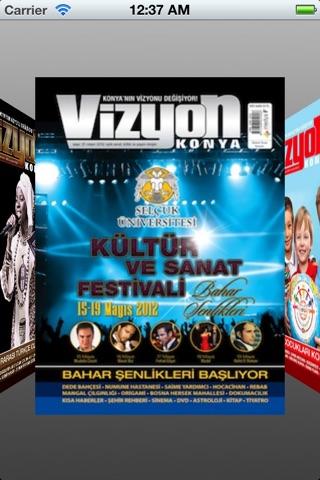 Konya Vizyon screenshot 2