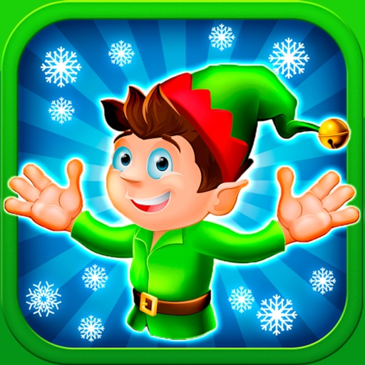 Elf Smasher - Addicting Christmas Holiday Free Game for Family and Kids iOS App