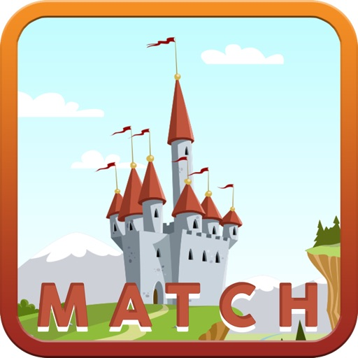Camelot Knights Match Puzzle - Cool Maze Brain Game iOS App