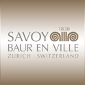 Savoy Zurich for iPad icon