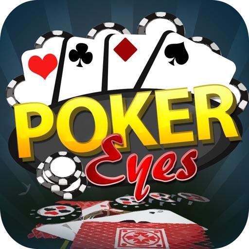 Poker Eyes Free - Open Face Videopoker iOS App