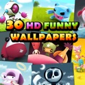 30 HD Funny Wallpapers icon