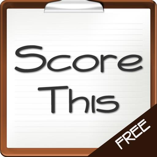 Score This Free iOS App