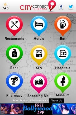 City Connect Chennai screenshot 2