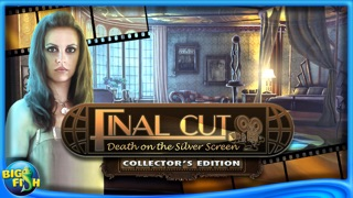 Final Cut: Death on the Silver Screen - A Hidden Object Adventure-0