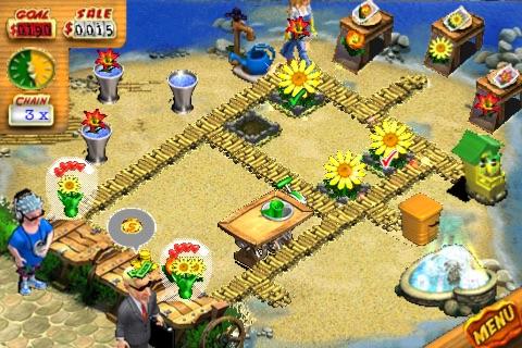 Flower Shop Big City Break Lite screenshot 3
