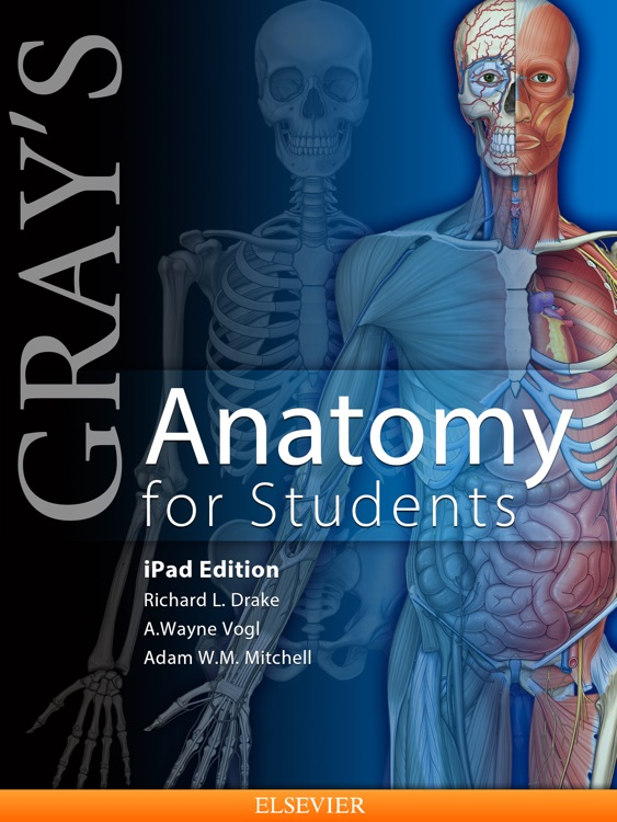 Gray\'s Anatomy for Students for iPad by Elsevier Inc.