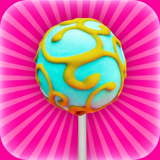 Make! - Cake Pop iOS App