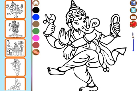 Diwali Festival Kids Activity screenshot 2