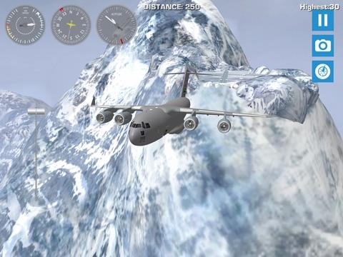 Игра Airplane Mount Everest