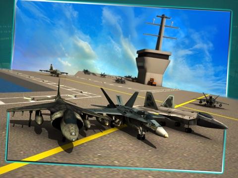 Screenshot #5 pour Jet Plane Parking 3D - Best Free Air Traffic & Aircraft Adventure Simulator