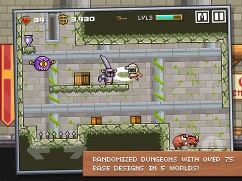 Игра Devious Dungeon