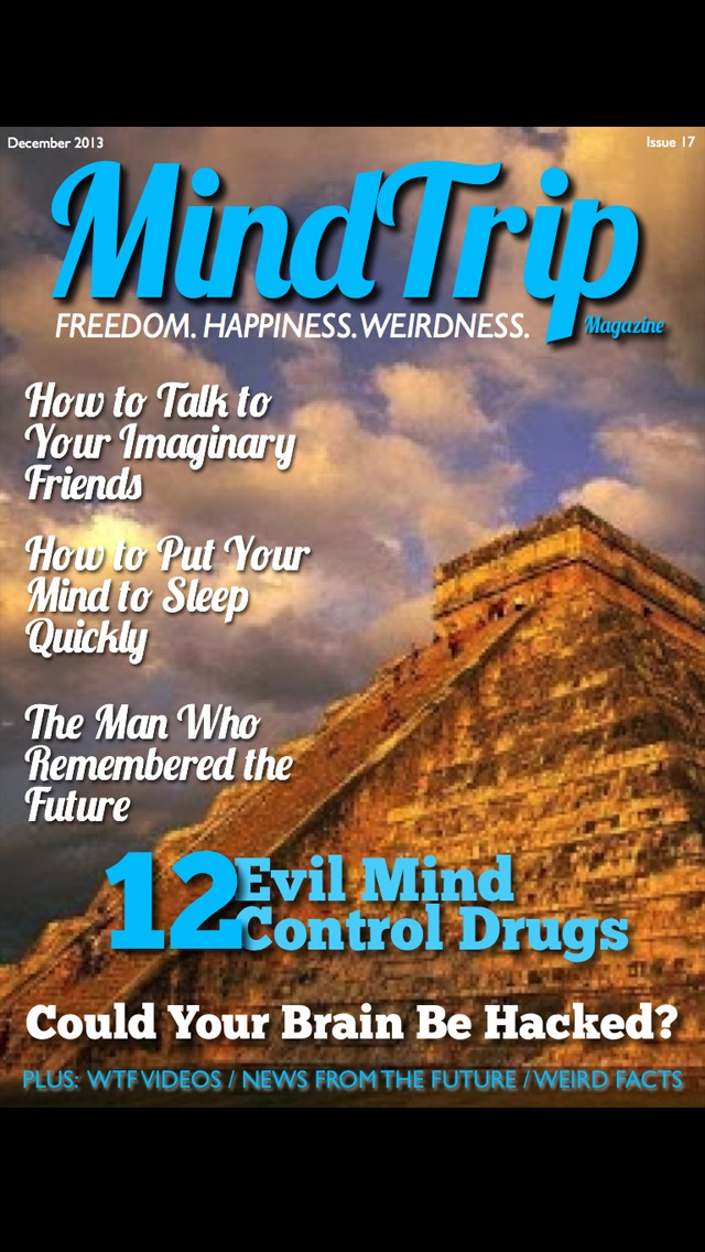 MindTrip MagazineScreenshot of 4