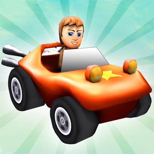 赏金拉力赛:Bounty Racer