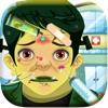 Baby Monster Halloween Doctor Salon - crazy little nail spa & makeover games for kids (girls & boys)