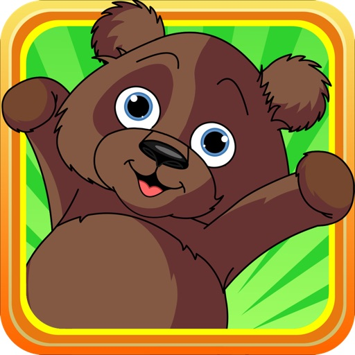 Baby Bear's Cakepop and Cupcake Maker Hunt iOS App