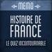 MEMO Quiz Histoire de France
