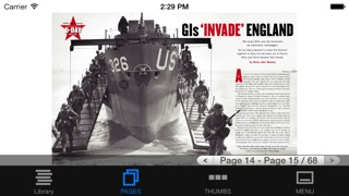 America In Wwii Magazine review screenshots