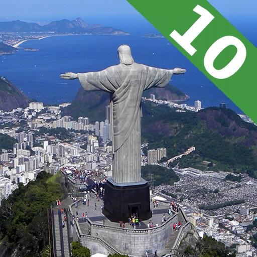 Brésil – Top 10 endroits - VERSION GRATUITE