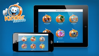 Download KinderTeevee - Gratis App
