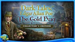 Edgar Allan Poe's The Gold Bug: Dark Tales - A Hidden Object Adventure-4