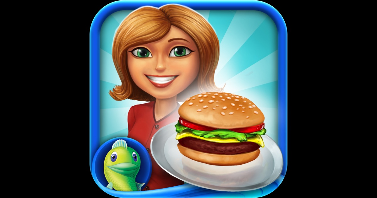 Burger bustle 2 ellie s organics hd on the app store