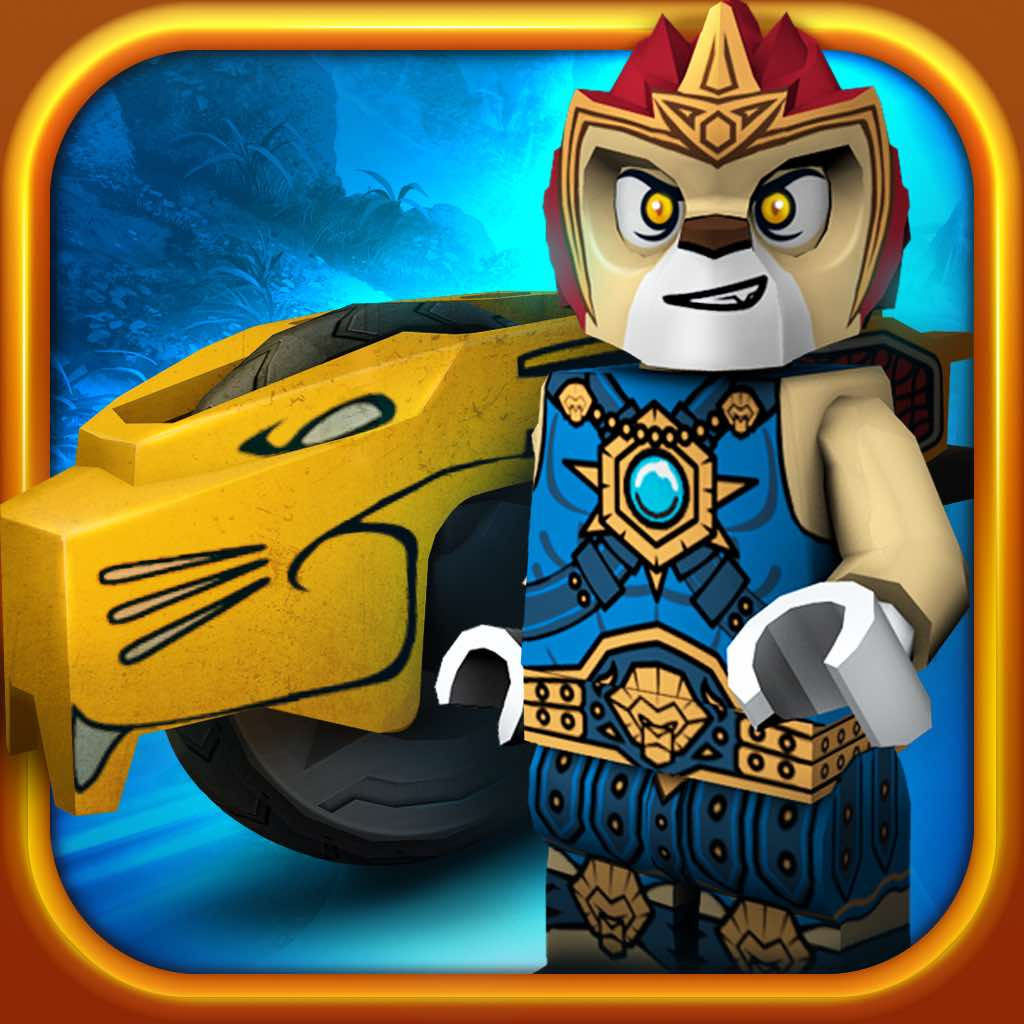 LEGO® Legends of Chima: Speedorz