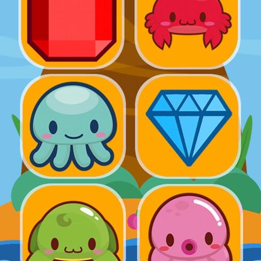 Kodomo Island Puzzle iOS App