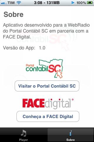 RadioContabilSC screenshot 4