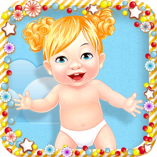 Ava's Baby Dress Up Lite iOS App