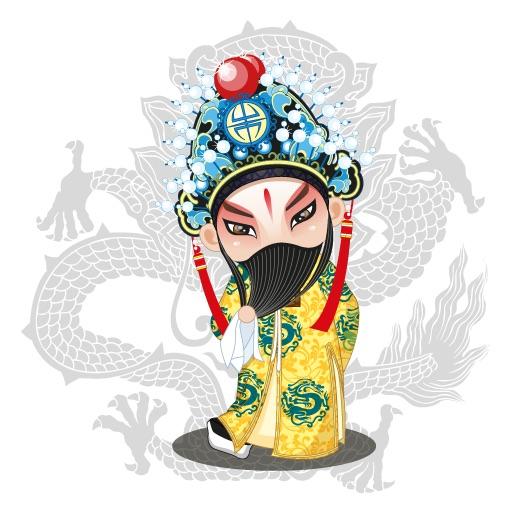 Beijing Opera Cartoon Lite iOS App