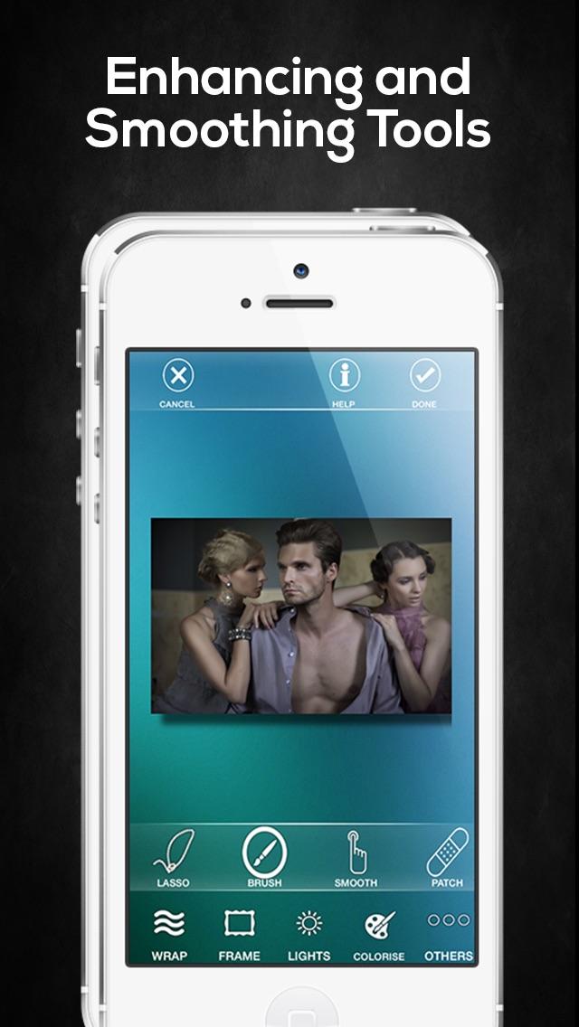 Wrapcam — редактор фотографий и спецэффектов Скриншоты7