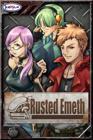 RPG Rusted Emeth screenshot 1