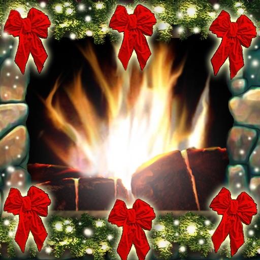 Christmas Fireplaces iOS App