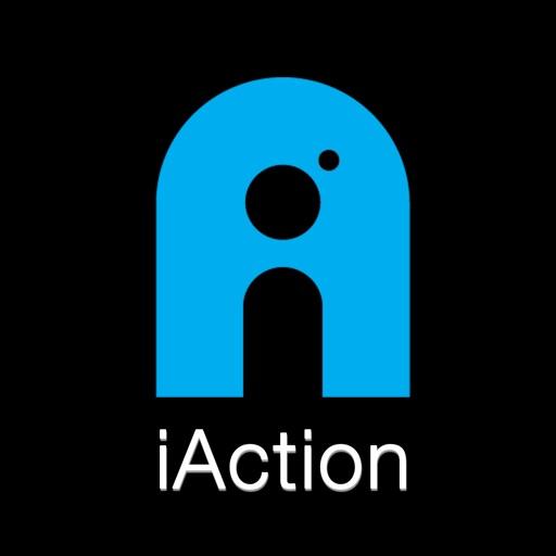 iAction iOS App