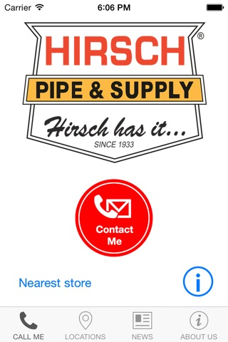 Hirsch Pipe and Supply screenshot 1