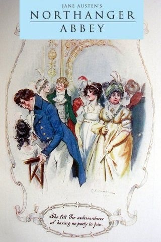 Northanger Abbey by Jane Austen screenshot 1