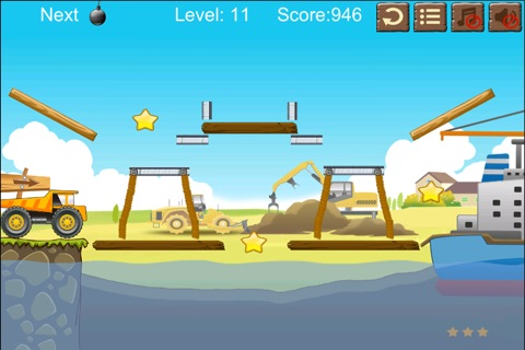 Dump Truck Challenge FREE screenshot 3