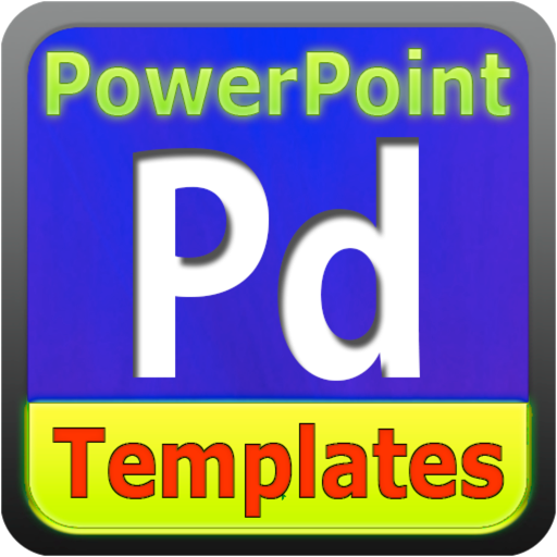 PowerPoint Templates & Backgrounds for Presentation with 3D Clipart Designs