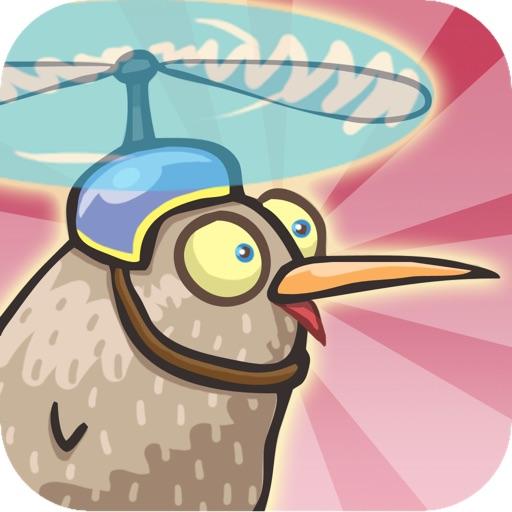 Heli KiwiBird iOS App